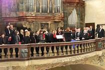 JEŠTĚD vystoupil v rámci Evropského festivalu duchovní hudby Šumava-Bayerischer Wald 2011 v jezuitském kostele v Klatovech.