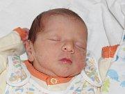 Jan Draxal z Klatov (2890 g, 48 cm) se narodil v klatovské porodnici 12. března v 18.45 hodin. Rodiče Denisa a Jiří věděli, že budou mít syna. Doma na brášku čeká Deniska (2).