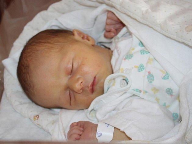 Lukáš Ráth z Klatov se narodil v klatovské porodnici 12. září v 8.09 hodin. Vážil 3280 gramů. Rodiče Helena a Pavel přivítali svého očekávaného prvorozeného syna na světě společně.