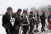 Připomínka prvního závodu ve sjezdovém lyžování z roku 1911 se konala na železnorudsku. Lyžaři jeli trať z Pancíře na Weisovou louku dlouhou 2,5 km