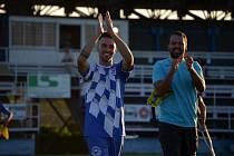 Těžko byste v kádru fotbalového Nýrska hledali lepšího fotbalistu než je 29letý kapitán Tomáš György.