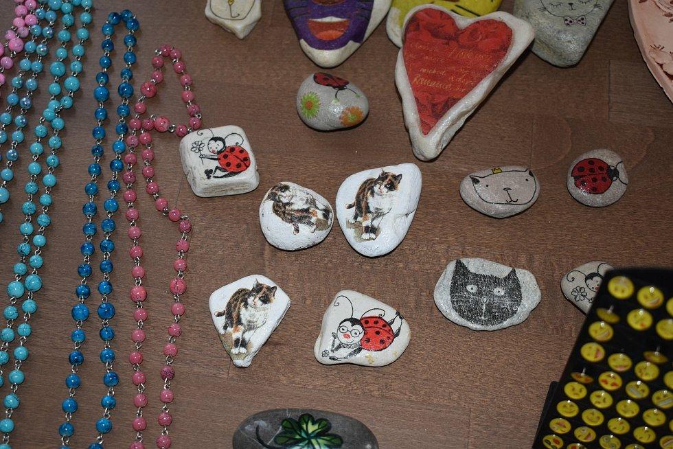 Bazar pro kočky v Sušici.