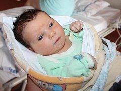 Antonie Dudová ze Smrkovce (3380 gramů, 50 cm) se narodila v klatovské porodnici 3. srpna v 15.26 hodin. Rodiče Jana a Petr přivítali očekávanou prvorozenou dcerku na svět společně.