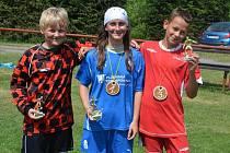 Letní turnaj mladších žáků v Pačejově.