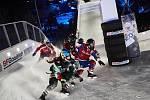 Red Bull Crashed Ice 2018 v Edmontonu s Václavem Kosnarem.