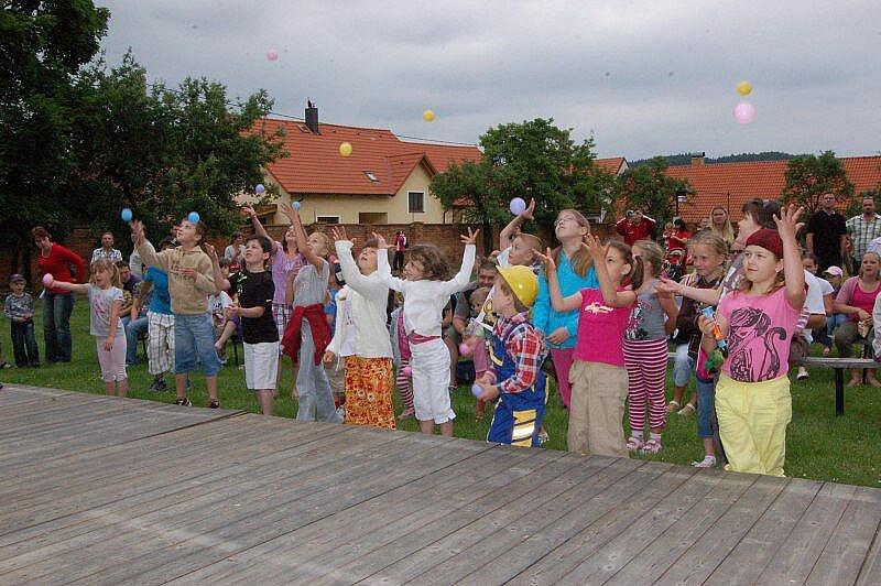 Dětské odpoledne a soutěž o šikulu na hradě Švihov.