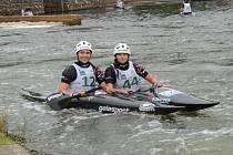Kajakářky Karolína a Antonie Galuškovy se připravovaly na novou sezonu na Novém Zélandu a v Austrálii