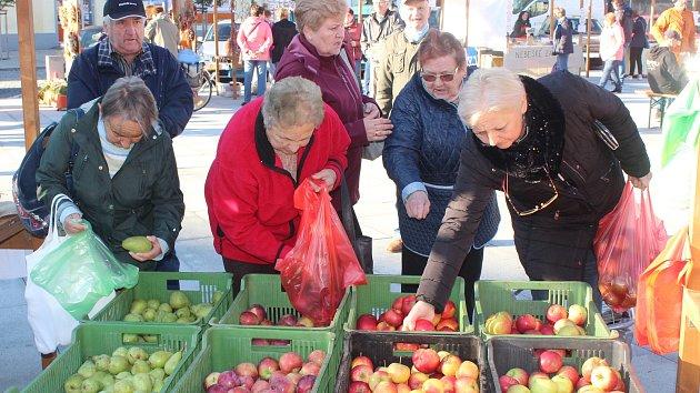 Havelský trh v Horažďovicích