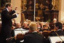 Koncert České filharmonie v Klatovech