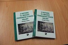 Zdeněk Šmída a jeho kniha o historii 10. brigády Pohraniční stráže Volary.