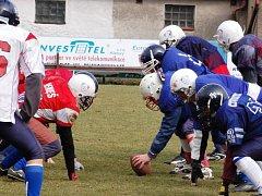 Třídenní soustředění v rámci přípravy na nadcházející ročník naší nejvyšší ligové soutěže absolvovali v Klatovech hráči amerického fotbalu Pilsen Patriots.