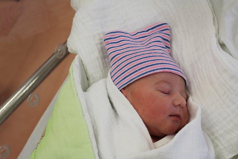 Tereza Perglová ze Spáňova se narodila v klatovské porodnici 3. února ve 2.00 hodin (2830 g, 50 cm). Pohlaví svého prvorozeného miminka znali rodiče Petra a Ondřej dopředu.