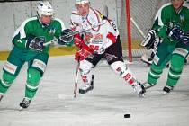 Hokej Klatovy - Trutnov 3:0