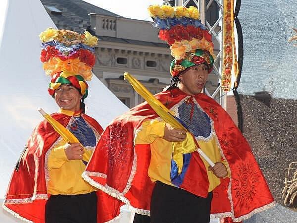 18. mezinárodní folklorní festival 2011 v Klatovech