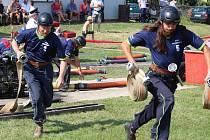 Pošumavská hasičská liga ve Slavošovicích