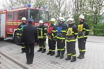 V Malechově hasiči pořádají i kulturní akce.