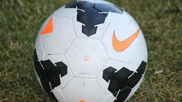 Fotbalý míč. Ilustrační foto