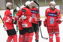 Krajská liga dorostu: HC Klatovy - HC Domažlice 13:1