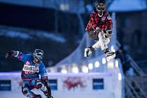 Red Bull Crashed Ice 2018 v Edmontonu s Václavem Kosnarem.