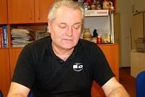 Starosta Běšin František Vlček