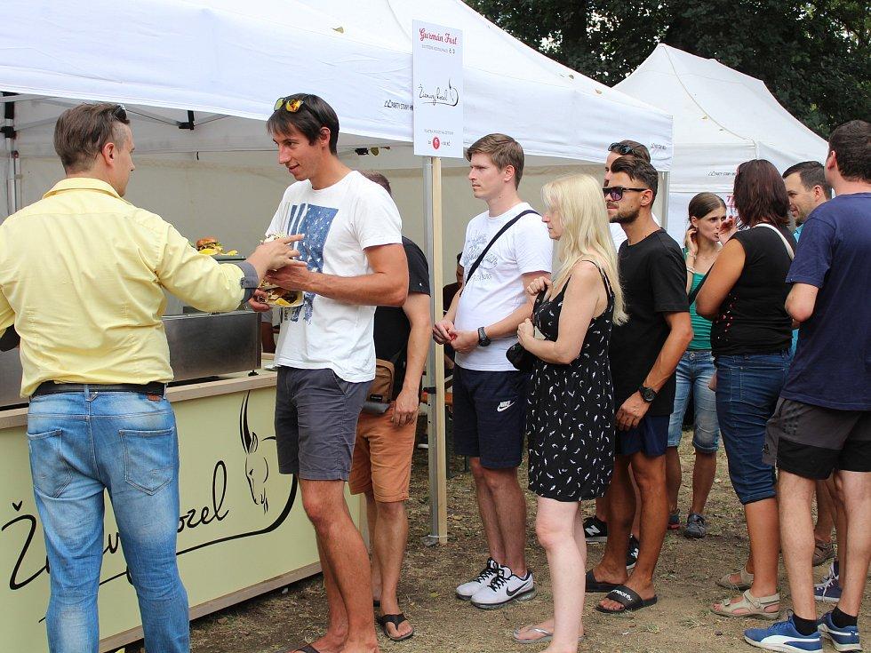 Gurmán Fest v Sušici.