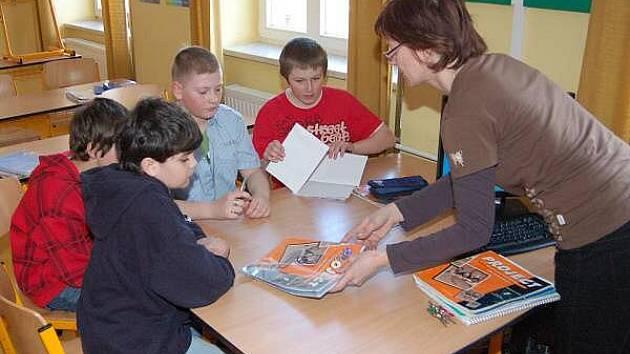 Do projektu spolupráce se školou v Istanbulu jasou zapojeni šesťáci ZŠ Kašperské Hory