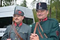 V seriálu o četnících si zahraje i Miloš Skořepa.