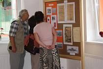 Výstava Návraty do historie v Pačejově