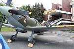Supermarine Spitfire v Klatovech