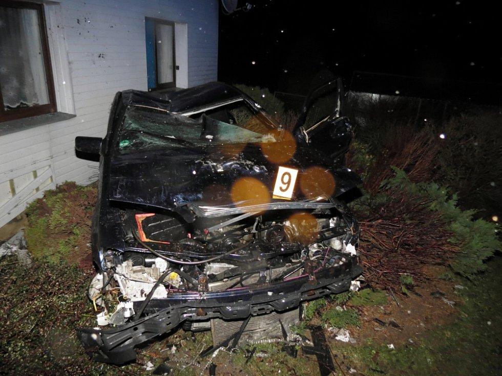 Nehoda u Opálky.