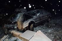 Dopravní nehoda u Čejkov