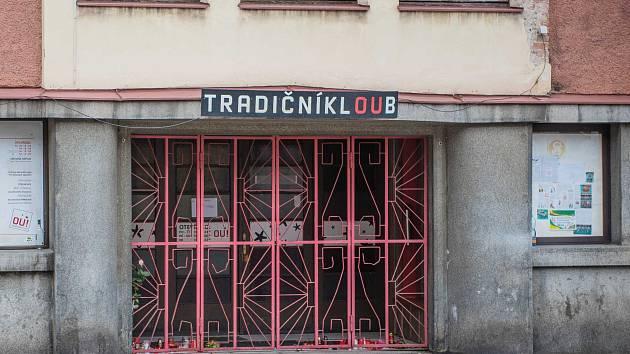 Klub Tradiční Kloub v Sušici.