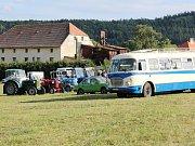 Venkovský fest v Buděticích.