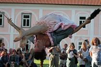 Barokní slavnost na zámku Hrádek 2016