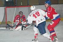 Junioři HC Klatovy porazili Kobru