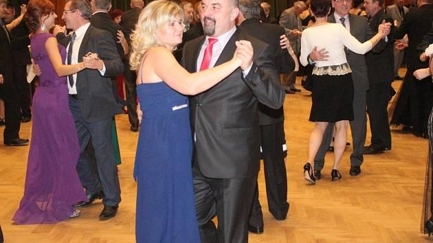 Městský ples v Klatovech 2016.