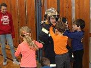 Setkání mladých hasičů v Sušici.