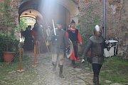 Starý Czerninský zámek v Chudenicích otevřel pro veřejnost další okruh, který ukazuje návštěvníkům život ve středověku.