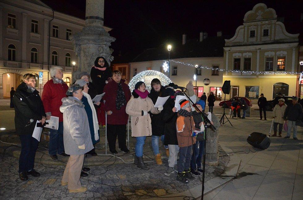 Česko zpívá koledy - Horažďovice.