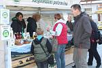 Havelský trh v Horažďovicích.