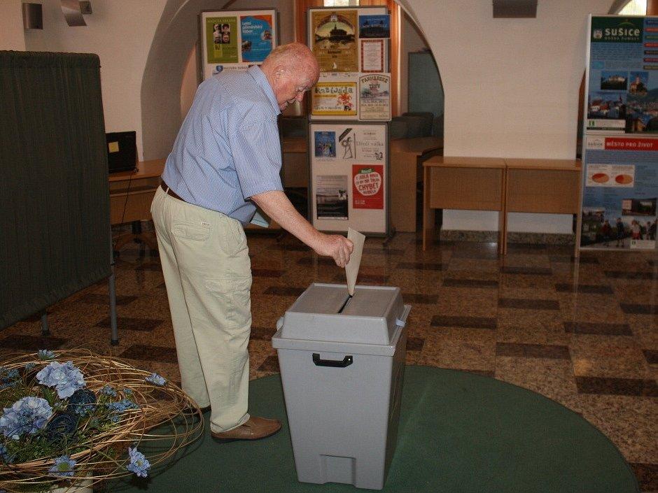 Volby v Sušici č. 5