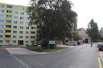 První etapa opravy Podhůrčí v Klatovech je hotová.