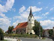 V Janovicích nad Úhlavou začaly opravy kostela sv. Jana Křtitele.