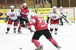 2. liga 2017/2018: Klatovy (červené dresy) - DS České Budějovice 6:5p