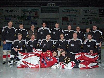 V soutěžním ročníku 2007/2008 přeboru Plzeňského kraje mužů vybojovali hokejisté SKP Klatovy výborné třetí místo.