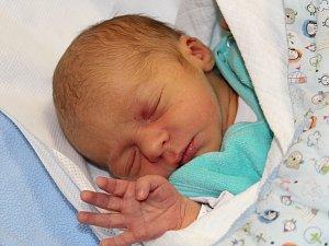 Jakub Kolomazník z Petroviček (2900 g, 50 cm) se narodil v klatovské porodnici 21. února v 9.15 hodin. Rodiče Lenka a Jiří přivítali prvorozeného očekávaného syna na světě společně.