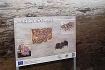 Podzemí radnice v Kašperských Horách