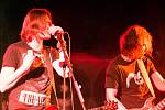 V Nýrsku vystoupily kapely Isua, Gate Crasher a Lord rock.