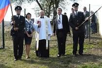 Oslavy nového vodovodu a 25 let samostatnosti obce v Kovčíně.