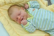 Tadeáš Herzig z Horažďovic (3630 g) se narodil ve strakonické porodnici 27. února v 19.42 hodin. Na Tadeáše se těšil bráška Tobiáš (4) a rodiče Marie a Karel.